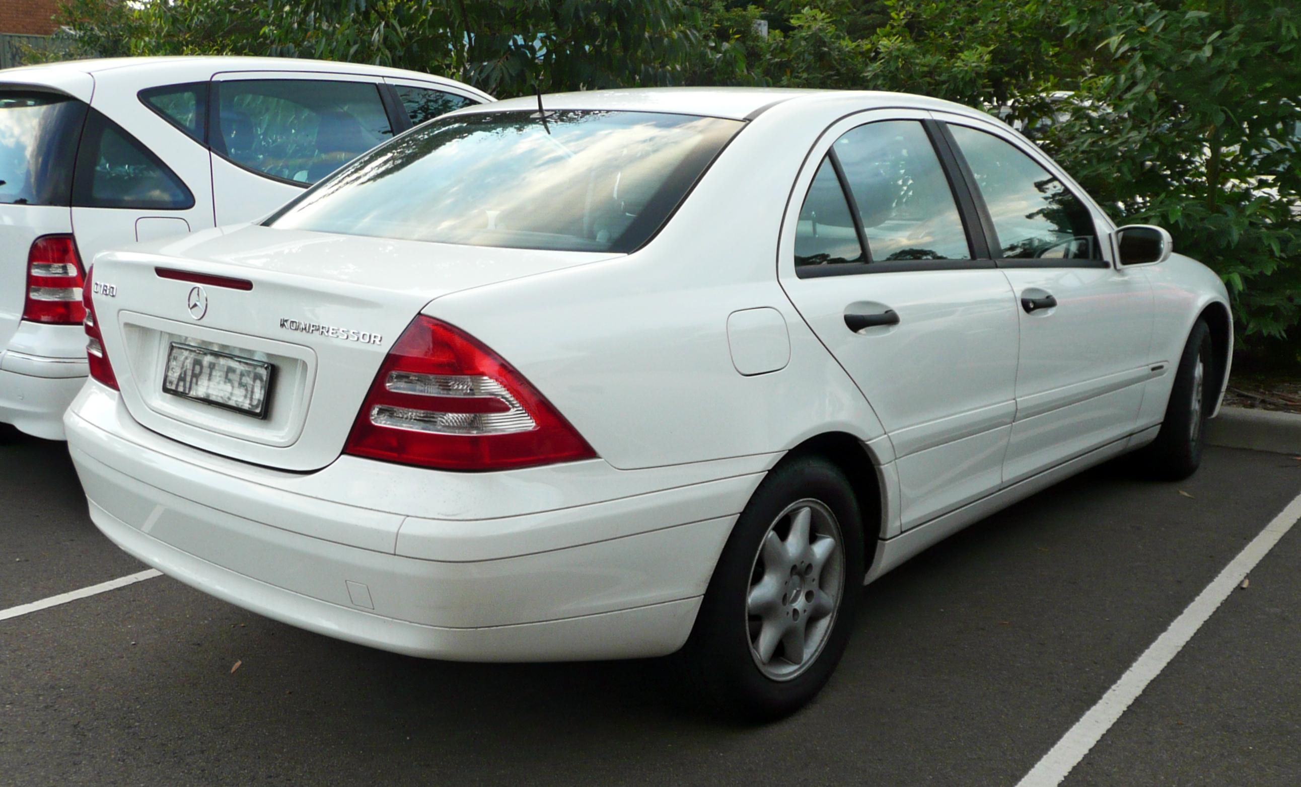 Mercedes-Benz C-klasse AMG II (W203) 2001 - 2004 Station wagon 5 door #4