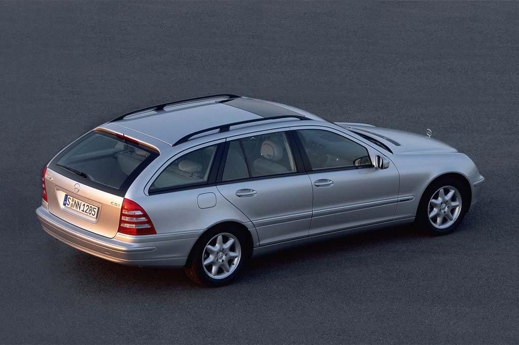 Mercedes-Benz C-klasse AMG II (W203) 2001 - 2004 Station wagon 5 door #7