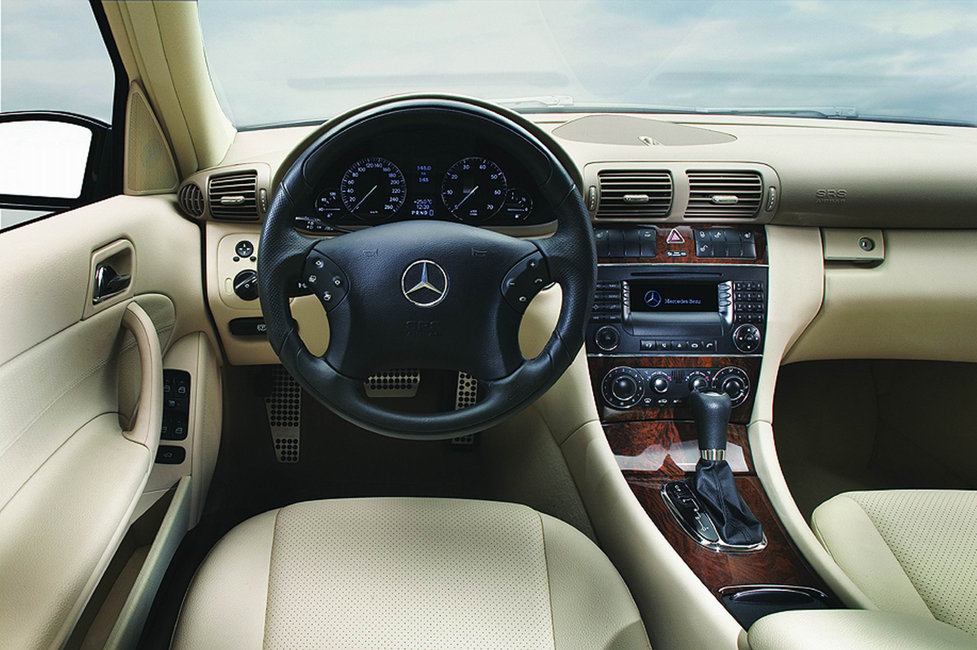 Mercedes-Benz C-klasse II (W203) Restyling 2004 - 2007 Coupe #2