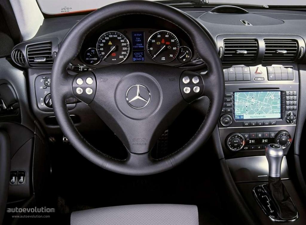Mercedes-Benz C-klasse II (W203) Restyling 2004 - 2007 Coupe #6