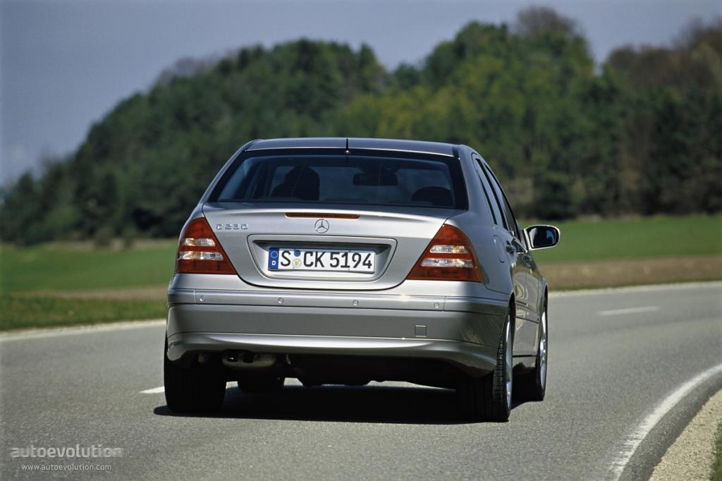 Mercedes-Benz C-klasse AMG II (W203) Restyling 2004 - 2007 Sedan #3