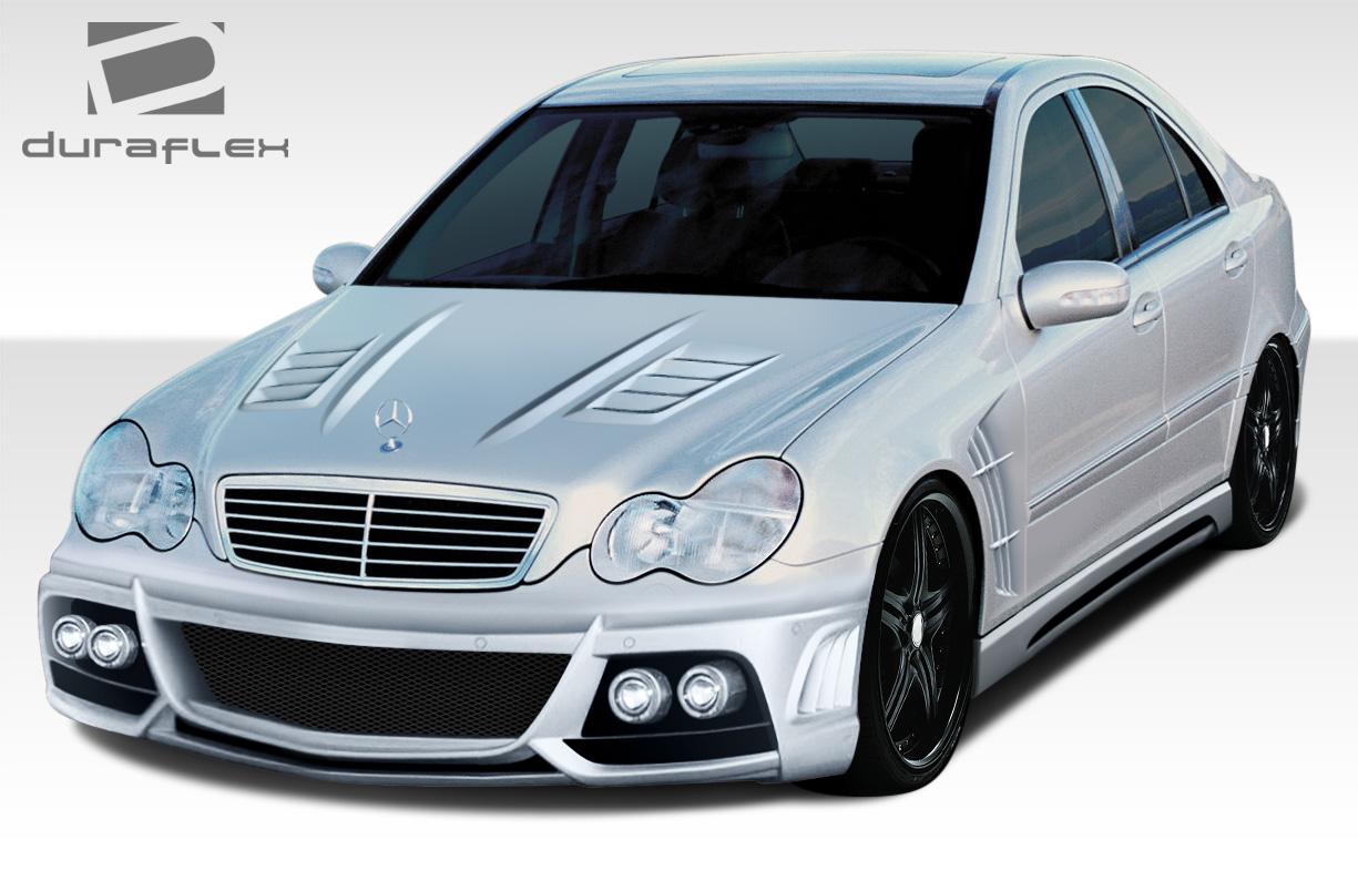 Mercedes-Benz C-klasse AMG II (W203) Restyling 2004 - 2007 Sedan #2