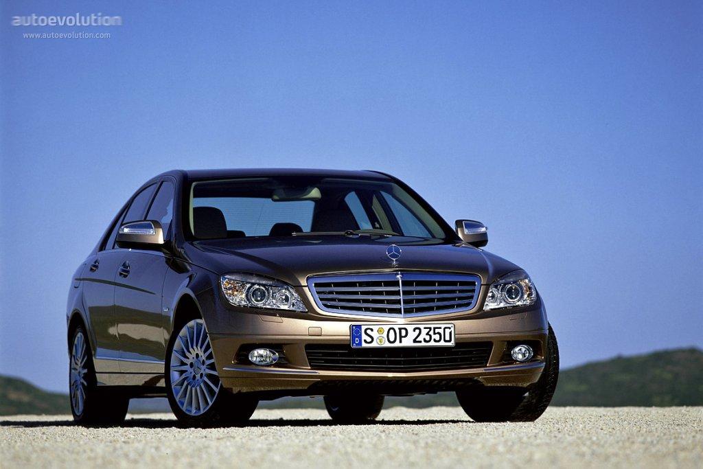 Mercedes-Benz C-klasse III (W204) 2007 - 2011 Sedan #1