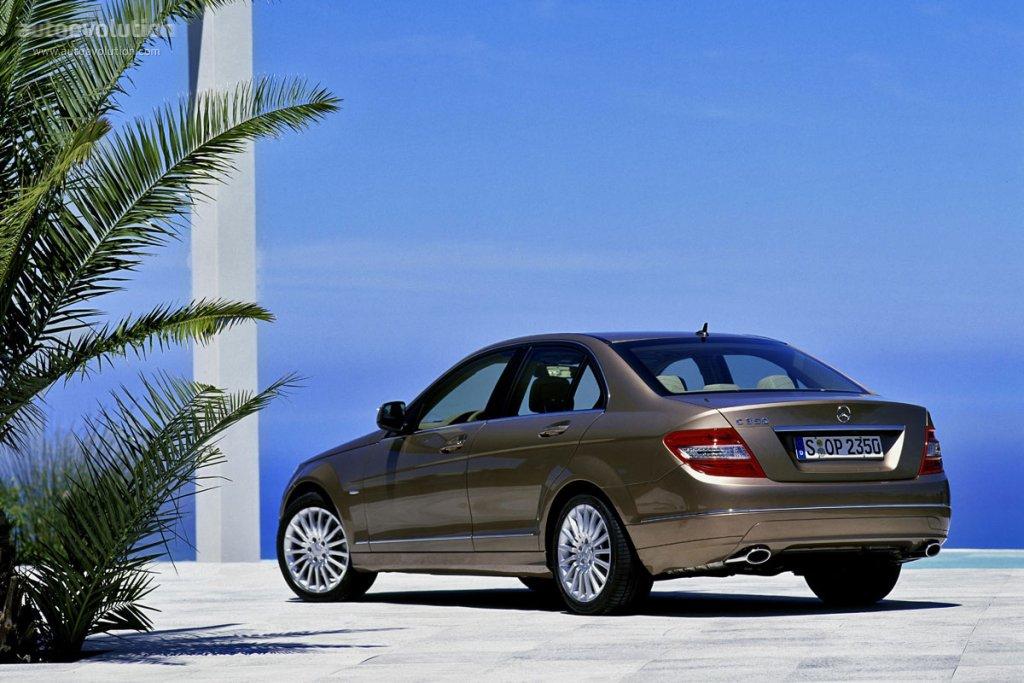 Mercedes-Benz C-klasse III (W204) 2007 - 2011 Sedan #2