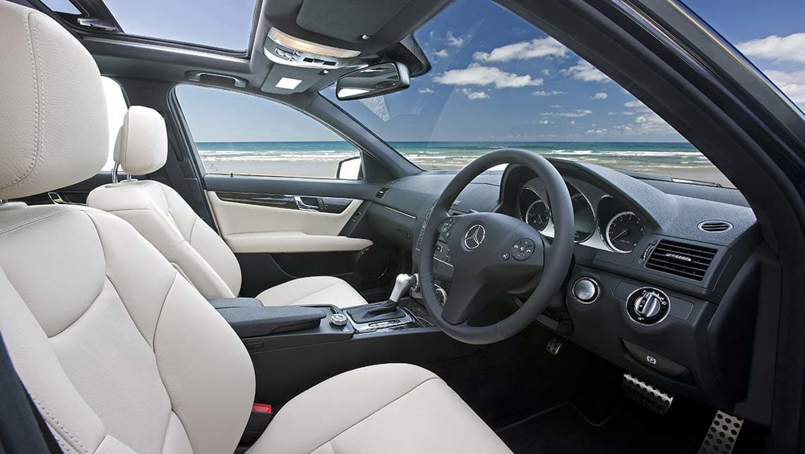 Mercedes-Benz C-klasse III (W204) 2007 - 2011 Sedan #7