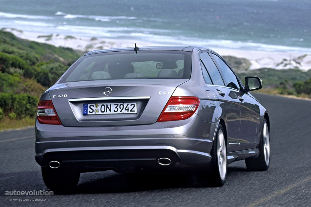 Mercedes-Benz C-klasse III (W204) 2007 - 2011 Sedan #6