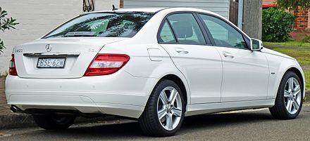 Mercedes-Benz C-klasse III (W204) 2007 - 2011 Station wagon 5 door #7