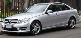 Mercedes-Benz C-klasse III (W204) 2007 - 2011 Station wagon 5 door #1