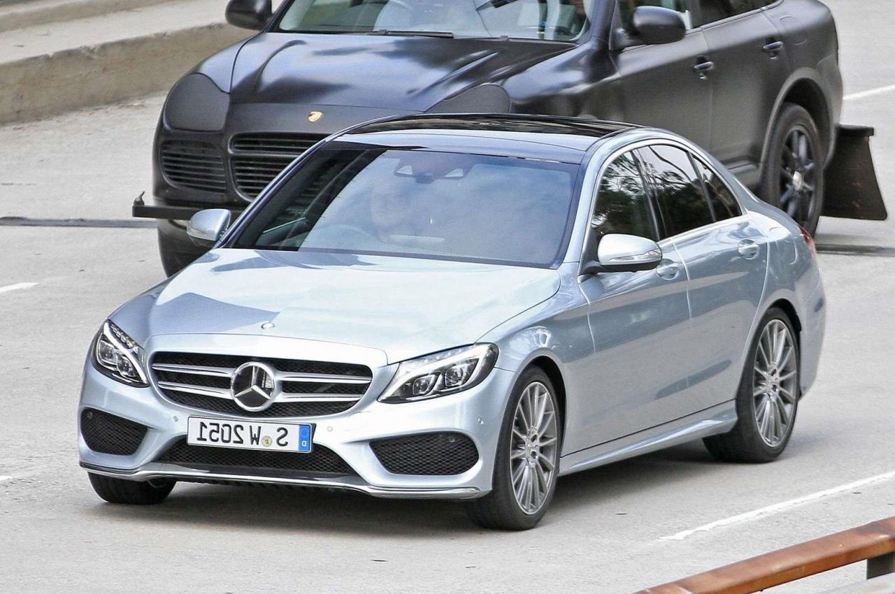 Mercedes-Benz C-klasse AMG IV (W205) 2014 - now Sedan #8