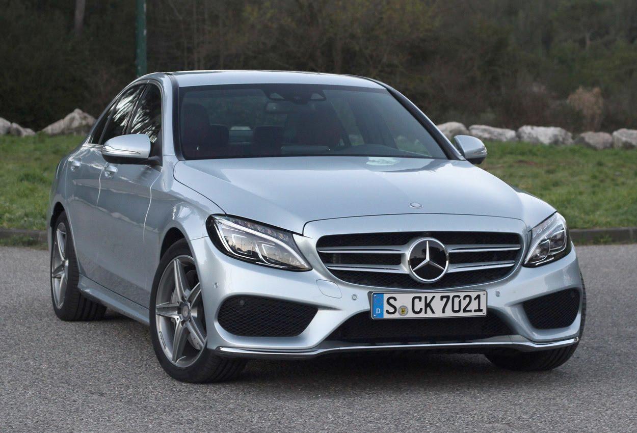 Mercedes-Benz C-klasse IV (W205) 2014 - now Coupe #3