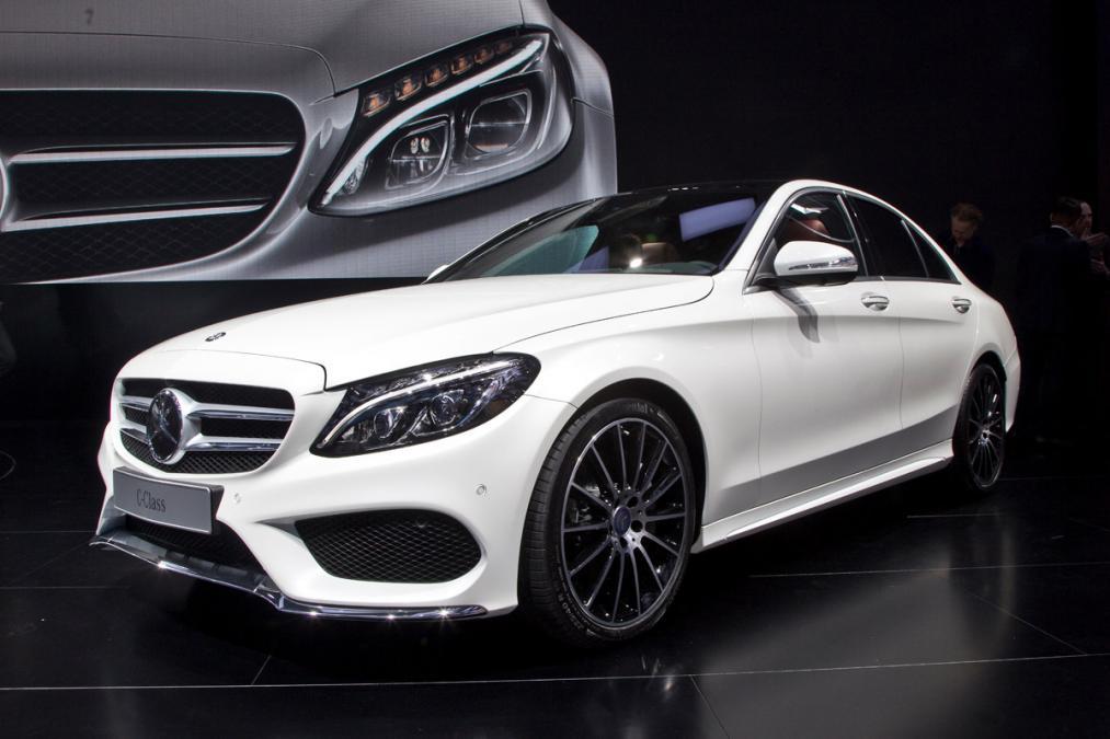 Mercedes-Benz C-klasse IV (W205) 2014 - now Coupe #7