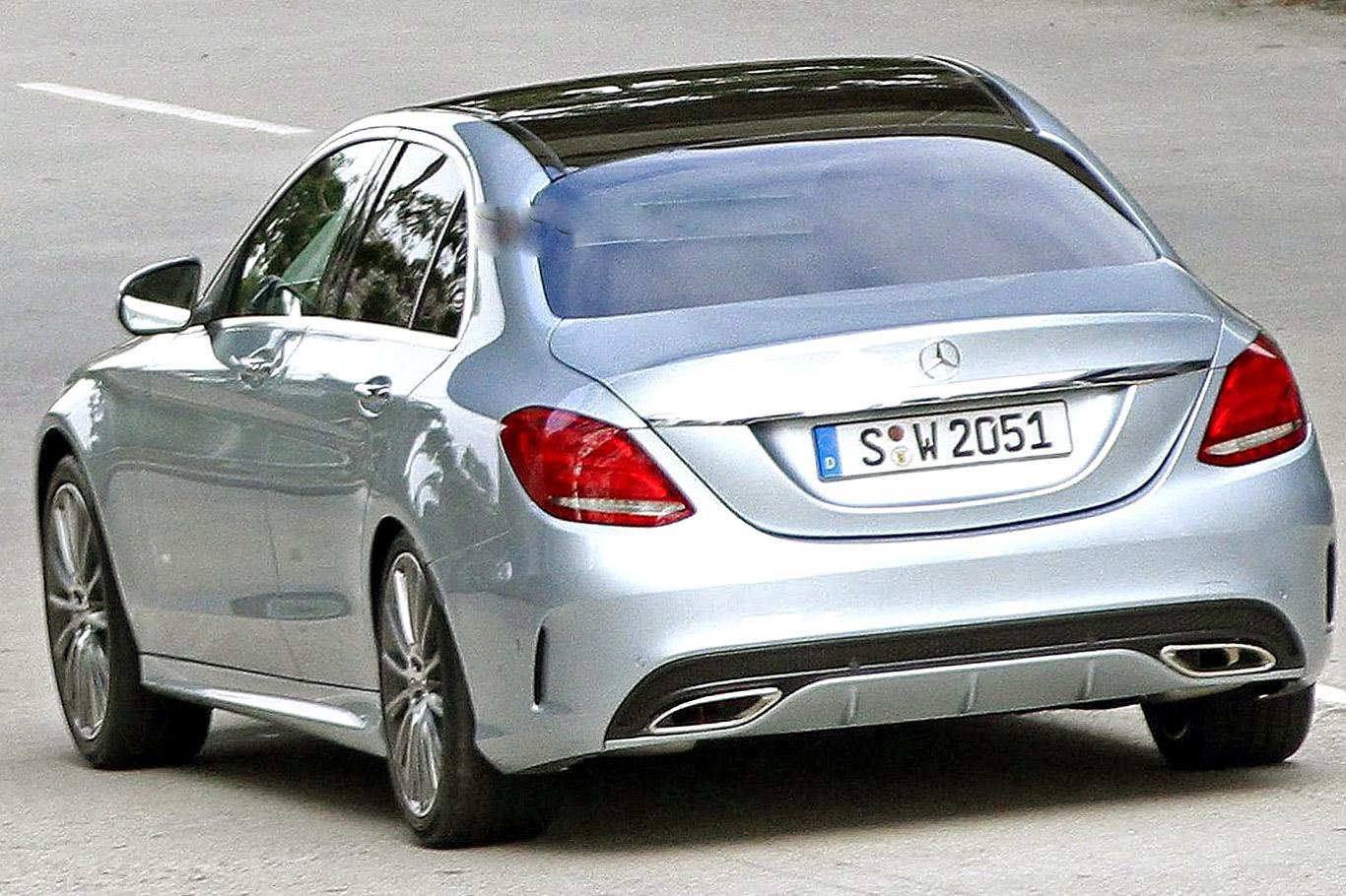 Mercedes-Benz C-klasse AMG IV (W205) 2014 - now Sedan #6
