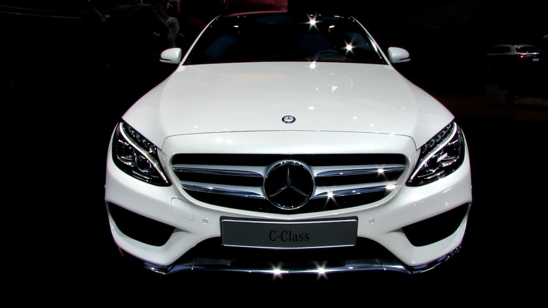 Mercedes-Benz C-klasse IV (W205) 2014 - now Sedan #1