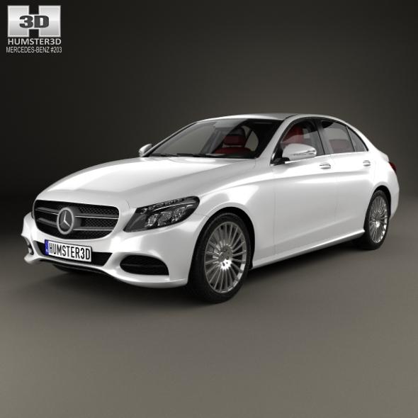 Mercedes-Benz C-klasse IV (W205) 2014 - now Sedan #6