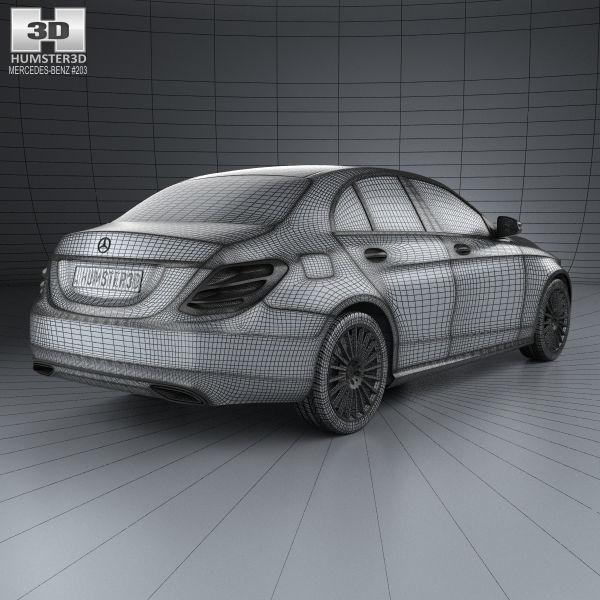 Mercedes-Benz C-klasse IV (W205) 2014 - now Sedan #5