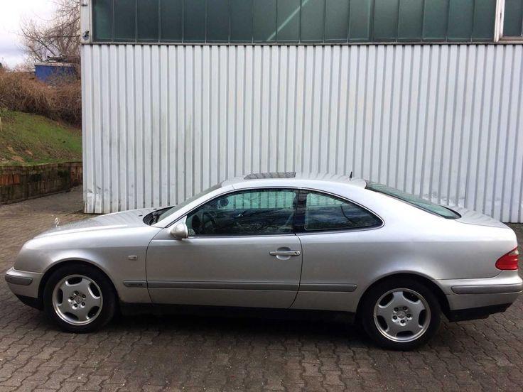 Mercedes-Benz CLK-klasse I (W208) Restyling 1999 - 2003 Coupe #8