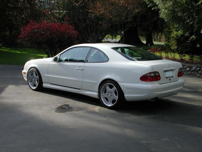 Mercedes-Benz CLK-klasse I (W208) Restyling 1999 - 2003 Coupe #3