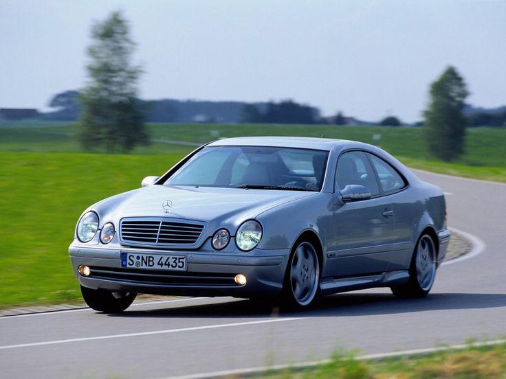 Mercedes-Benz CLK-klasse I (W208) Restyling 1999 - 2003 Coupe #5