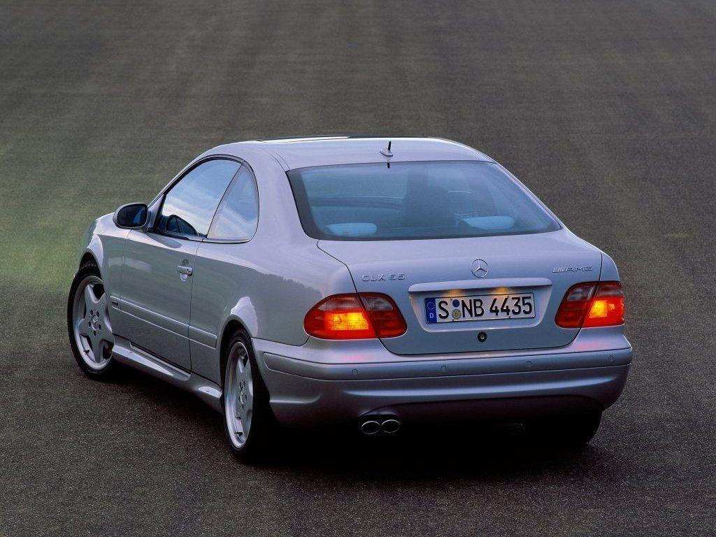 Mercedes-Benz CLK-klasse I (W208) Restyling 1999 - 2003 Coupe #2