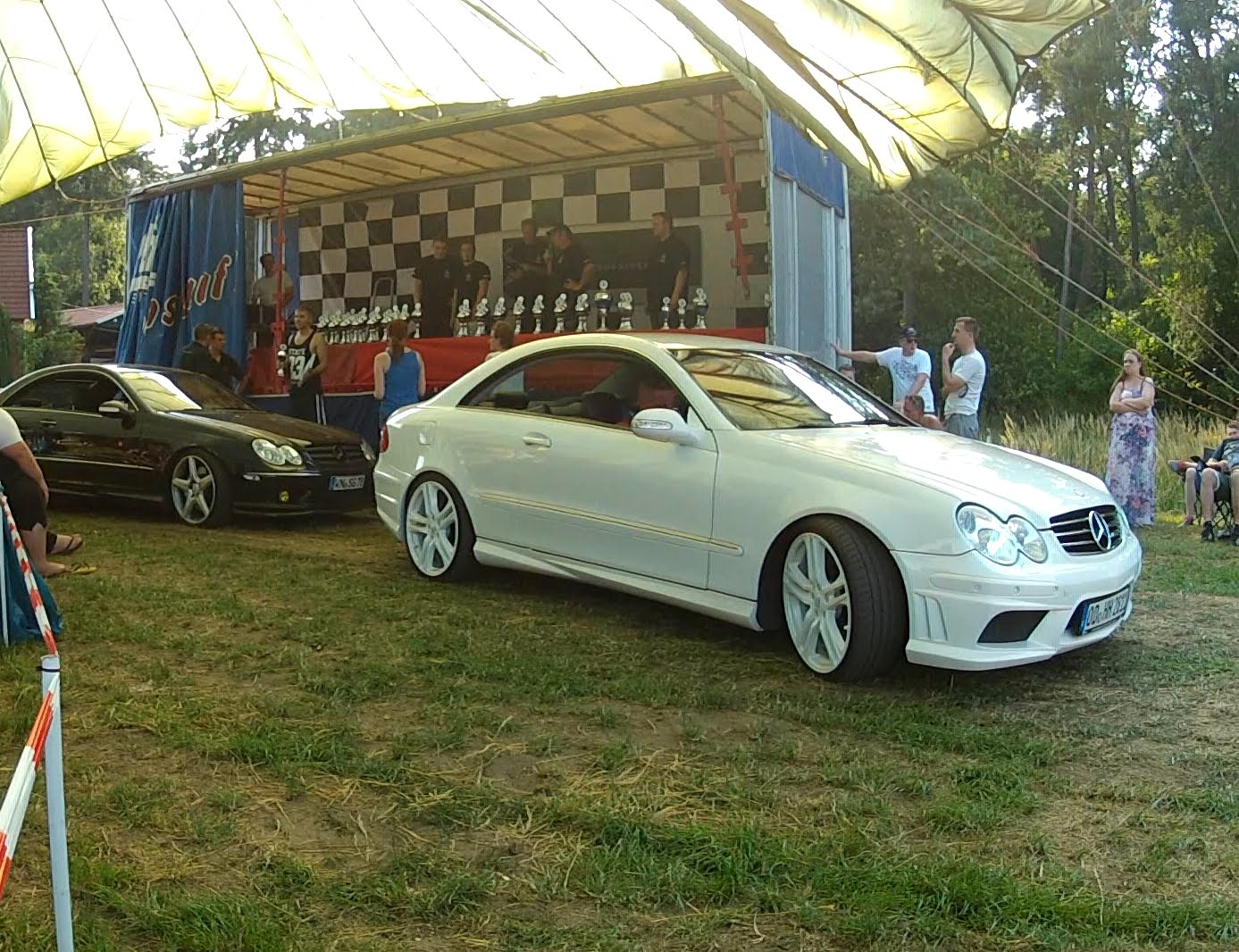 Mercedes-Benz CLK-klasse I (W208) Restyling 1999 - 2003 Coupe #4