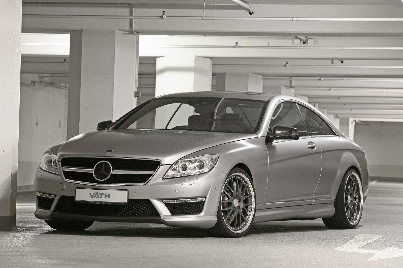 Mercedes-Benz CL-klasse AMG II (C216) 2006 - 2010 Coupe-Hardtop #1