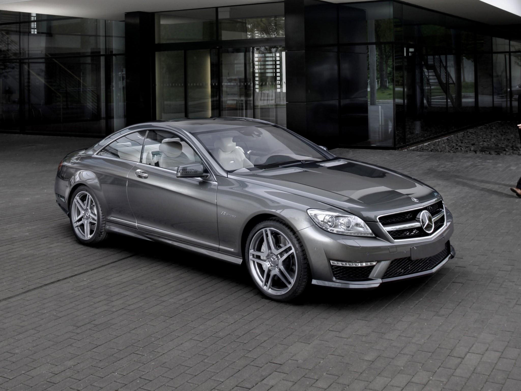 Mercedes-Benz CL-klasse AMG II (C216) 2006 - 2010 Coupe-Hardtop #5