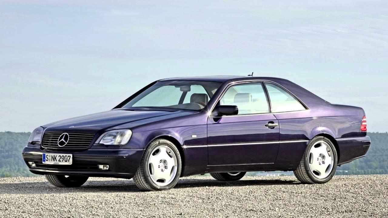 Mercedes-Benz CL-klasse I (C140) 1996 - 1998 Coupe #1