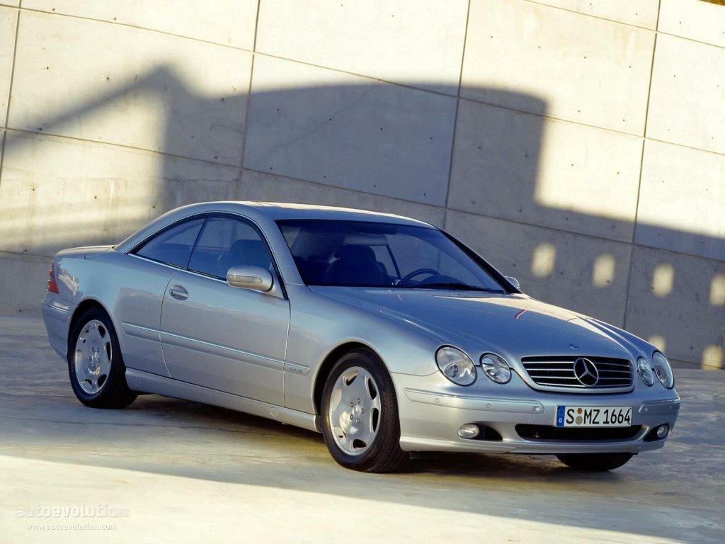 Mercedes-Benz CL-klasse AMG I (C215) 2000 - 2002 Coupe-Hardtop #7