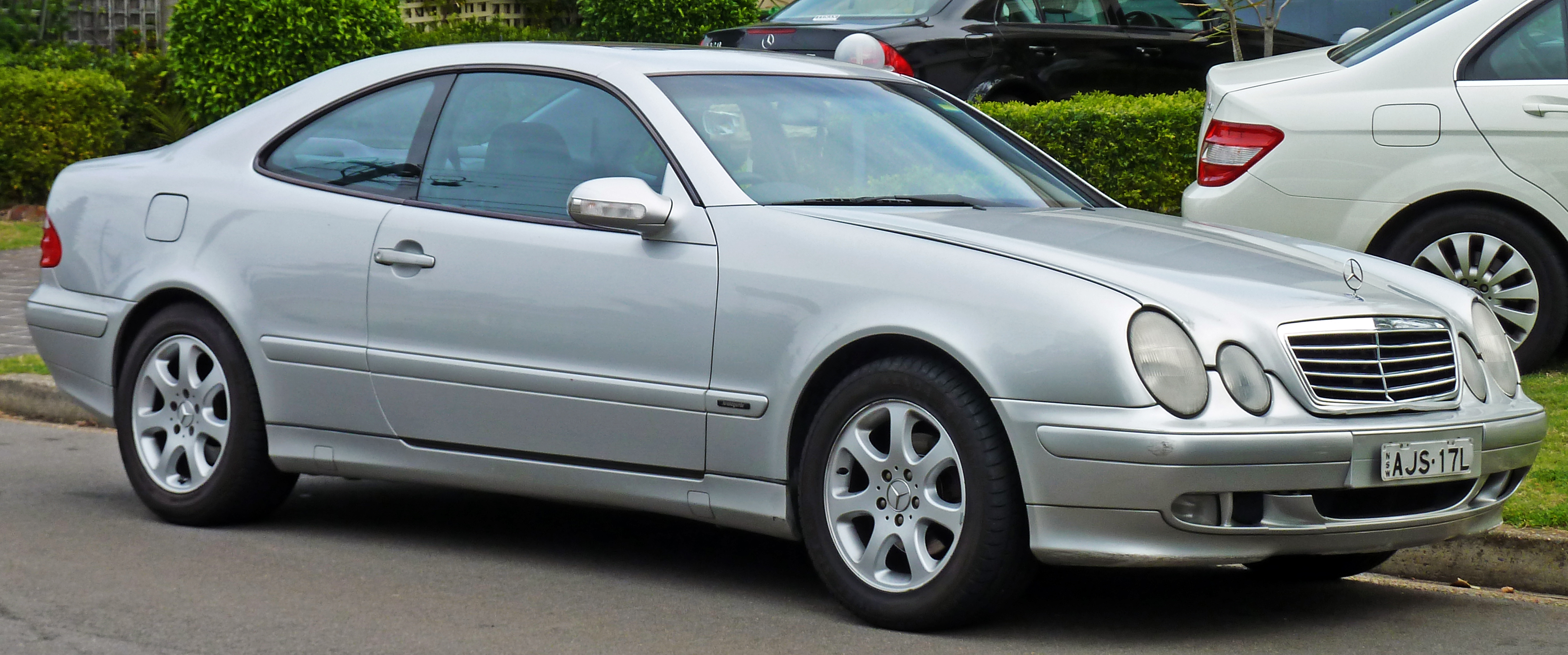 Mercedes-Benz CL-klasse AMG I (C215) 2000 - 2002 Coupe-Hardtop #1