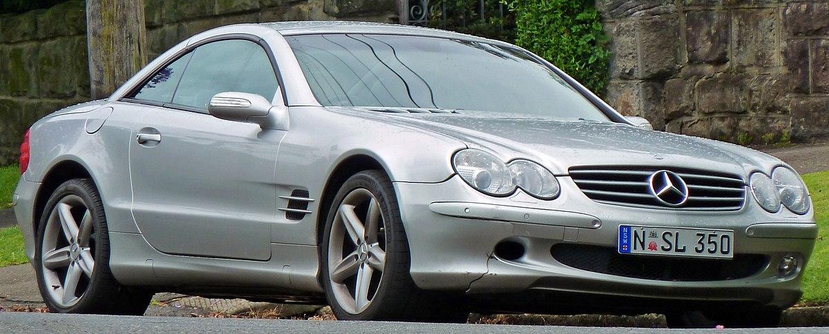 Mercedes-Benz CL-klasse AMG I (C215) 2000 - 2002 Coupe-Hardtop #3