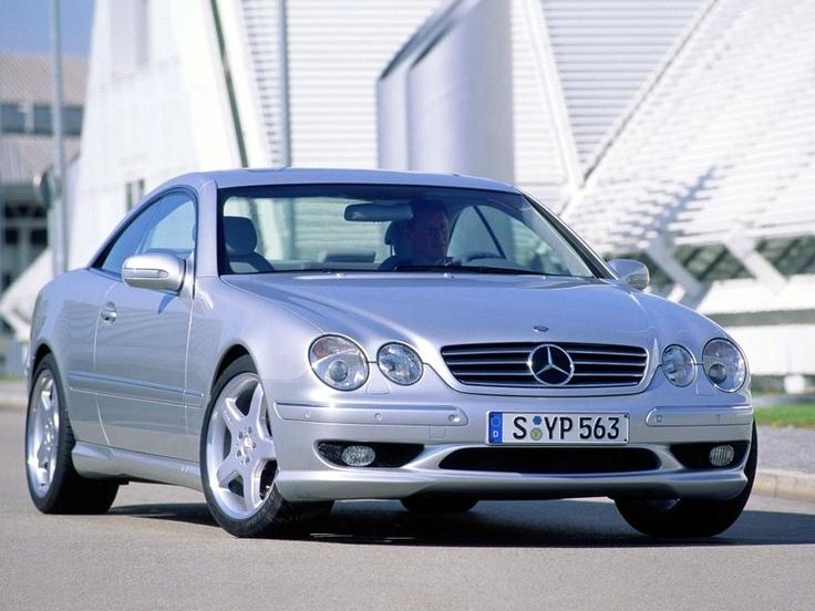 Mercedes-Benz CL-klasse AMG I (C215) 2000 - 2002 Coupe-Hardtop #2