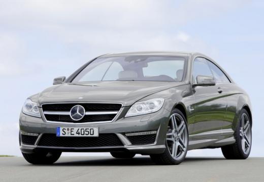 Mercedes-Benz CL-klasse III (C216) Restyling 2010 - 2014 Coupe-Hardtop #1