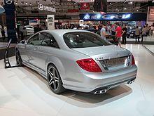 Mercedes-Benz CL-klasse III (C216) Restyling 2010 - 2014 Coupe-Hardtop #8