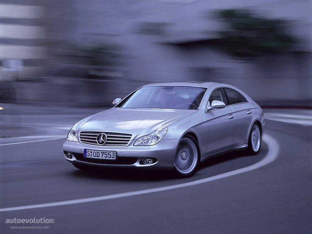 Mercedes-Benz CLS-klasse I (C219) 2004 - 2008 Sedan #4