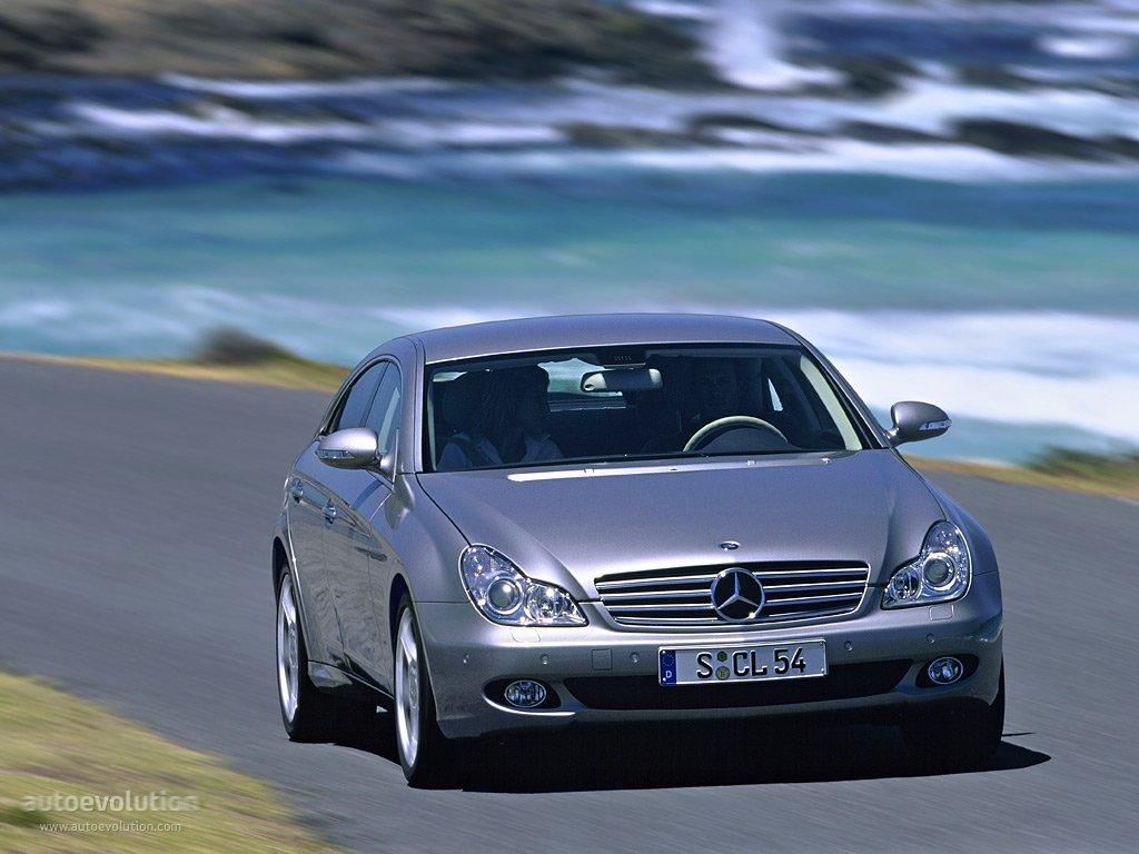 Mercedes-Benz CLS-klasse AMG I (C219) 2004 - 2008 Sedan #3