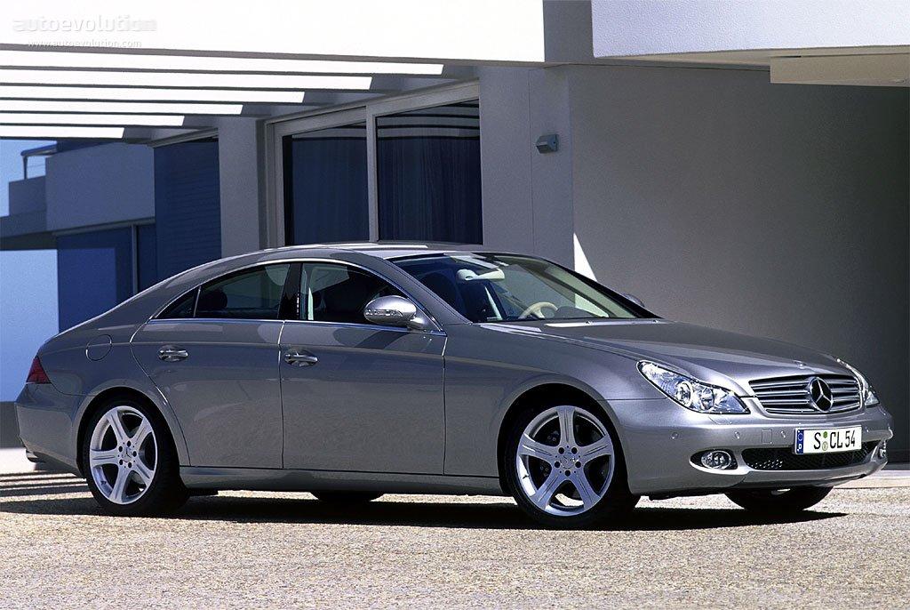 Mercedes-Benz CLS-klasse I (C219) 2004 - 2008 Sedan #6