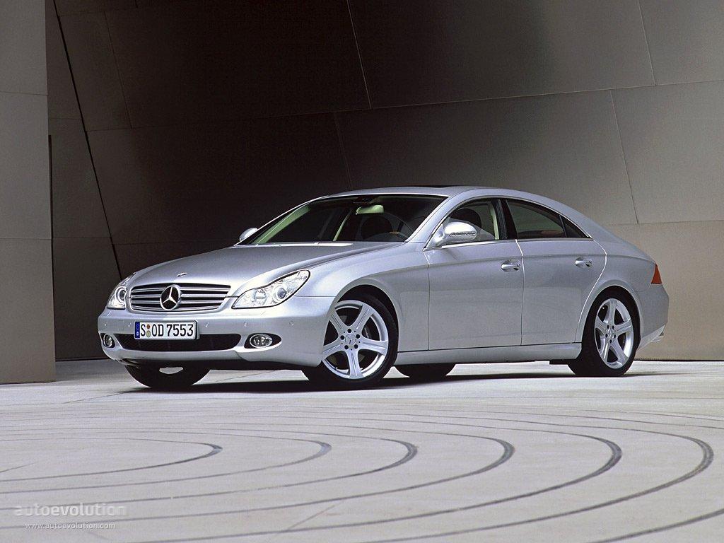 Mercedes-Benz CLS-klasse I (C219) 2004 - 2008 Sedan #7