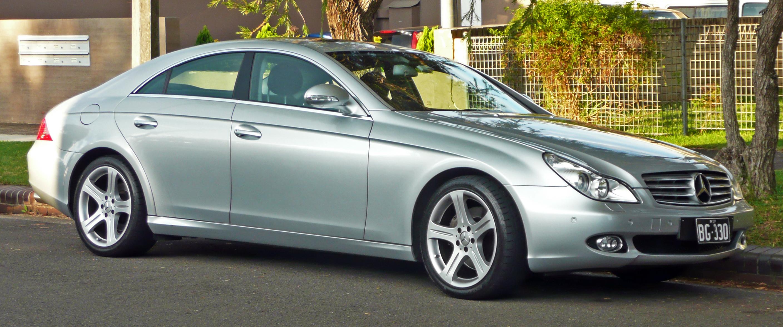 Mercedes-Benz CLS-klasse I (C219) 2004 - 2008 Sedan #3
