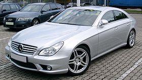 Mercedes-Benz CLS-klasse AMG I (C219) 2004 - 2008 Sedan #8
