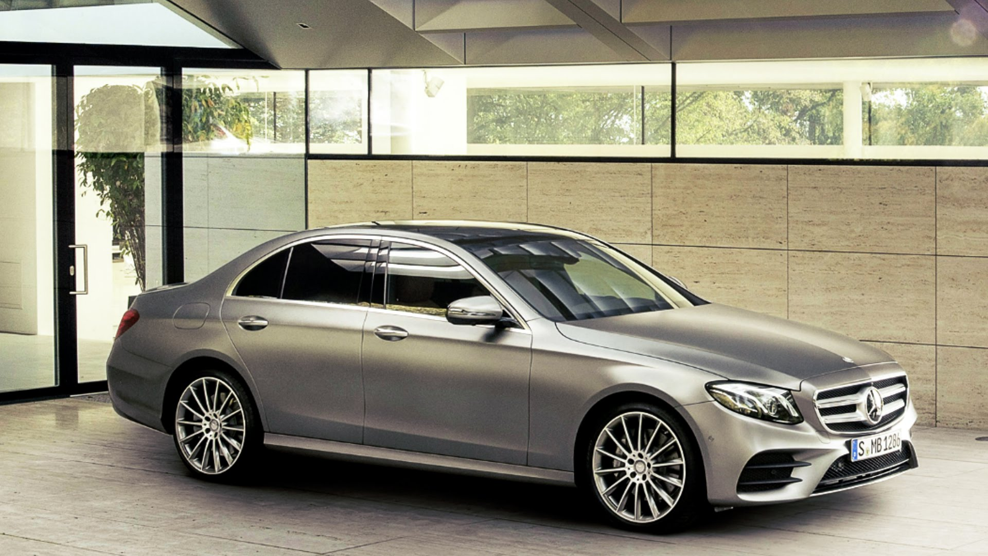 Mercedes-Benz E-klasse AMG V (W213) 2016 - now Sedan #2