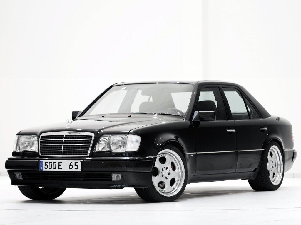 Mercedes-Benz W124 1984 - 1994 Sedan #7