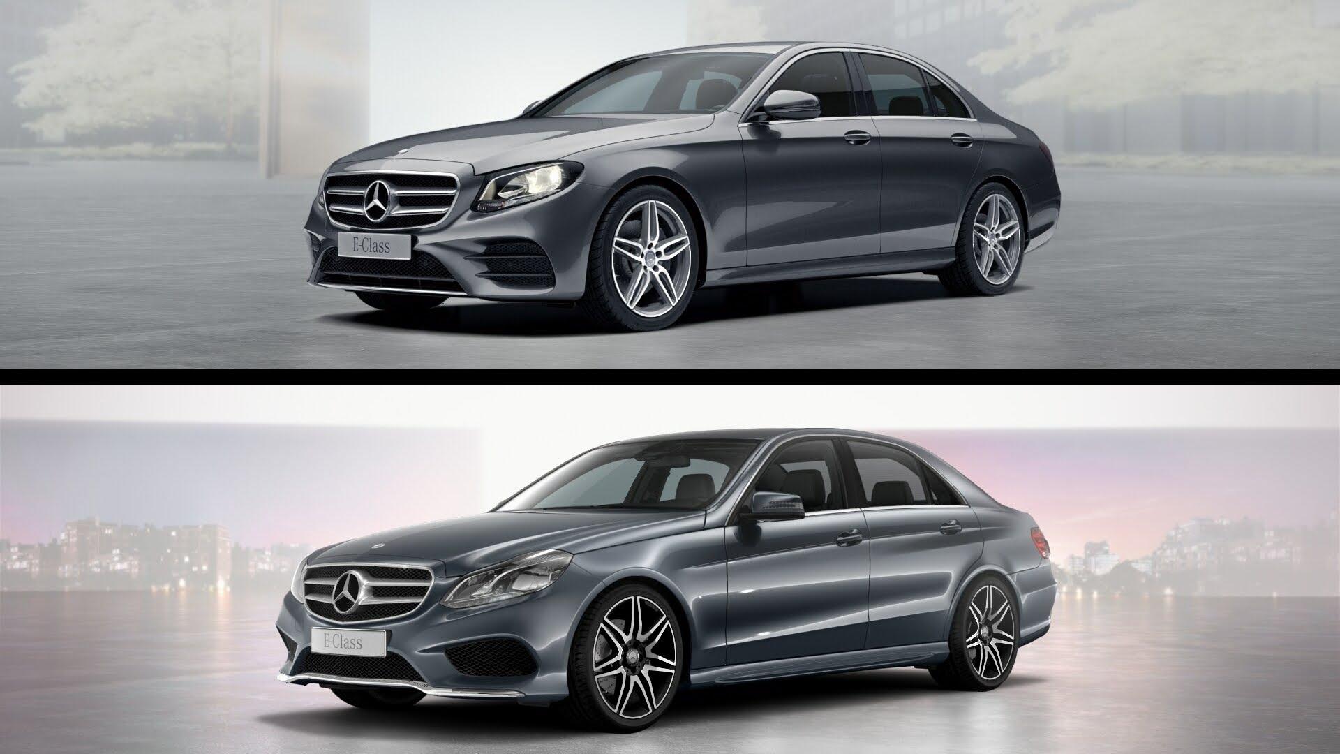 Mercedes-Benz E-klasse V (W213, S213, C238) 2016 - now Coupe #8