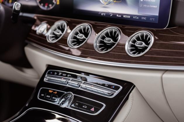 Mercedes-Benz E-klasse V (W213, S213, C238) 2016 - now Coupe #2