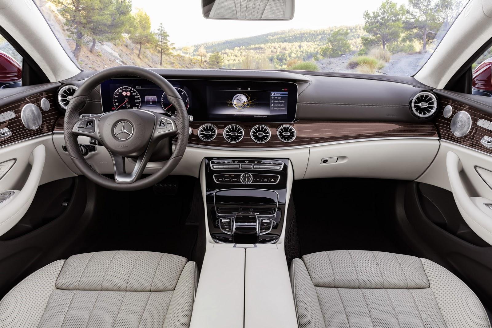 Mercedes-Benz E-klasse V (W213, S213, C238) 2016 - now Coupe #3