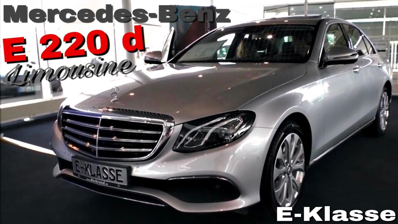 Mercedes-Benz E-klasse V (W213, S213, C238) 2016 - now Sedan #1