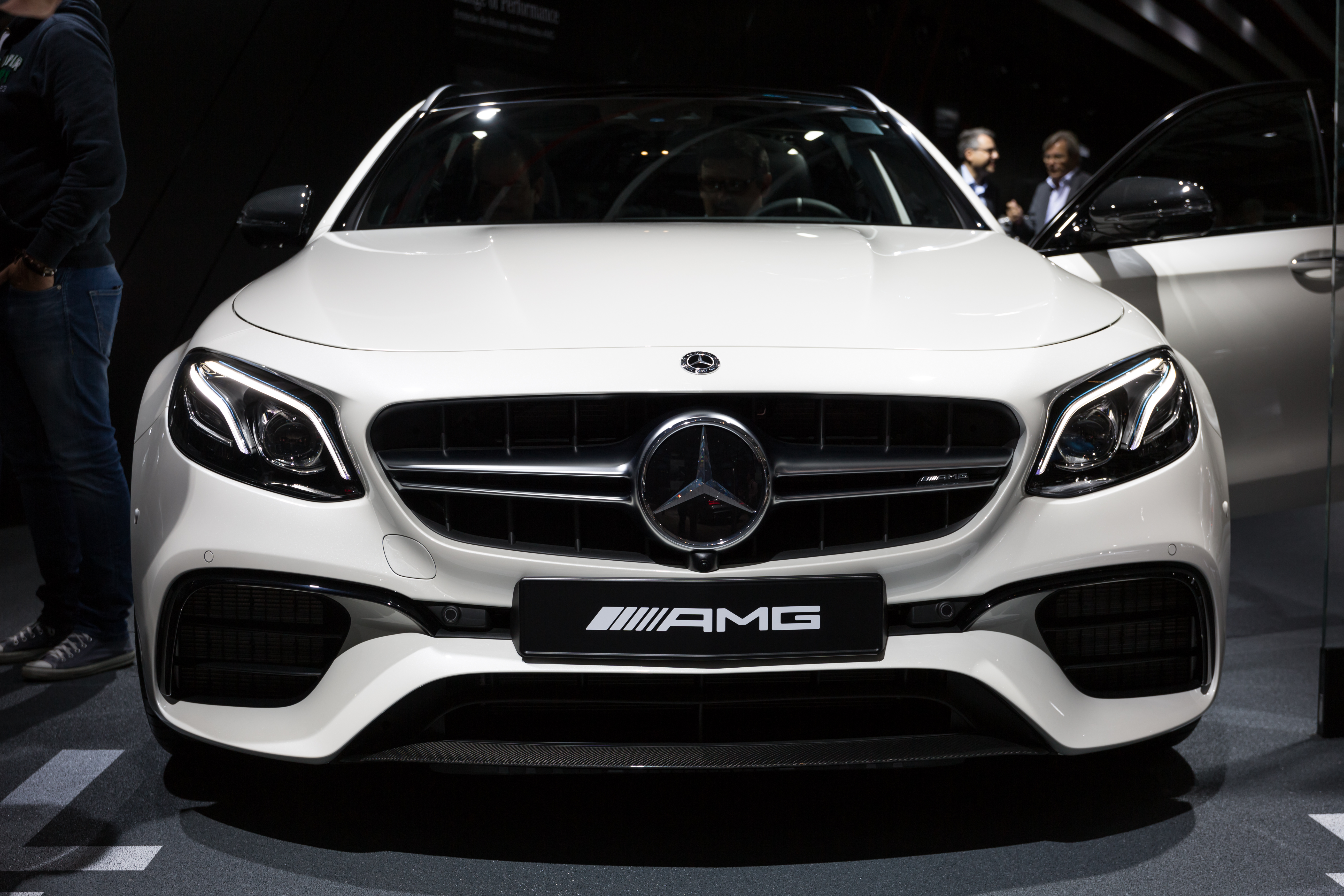 Mercedes-Benz E-klasse V (W213, S213, C238) 2016 - now Station wagon 5 door #5