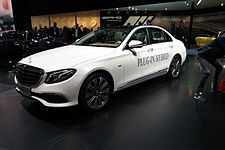Mercedes-Benz E-klasse V (W213, S213, C238) 2016 - now Station wagon 5 door #4