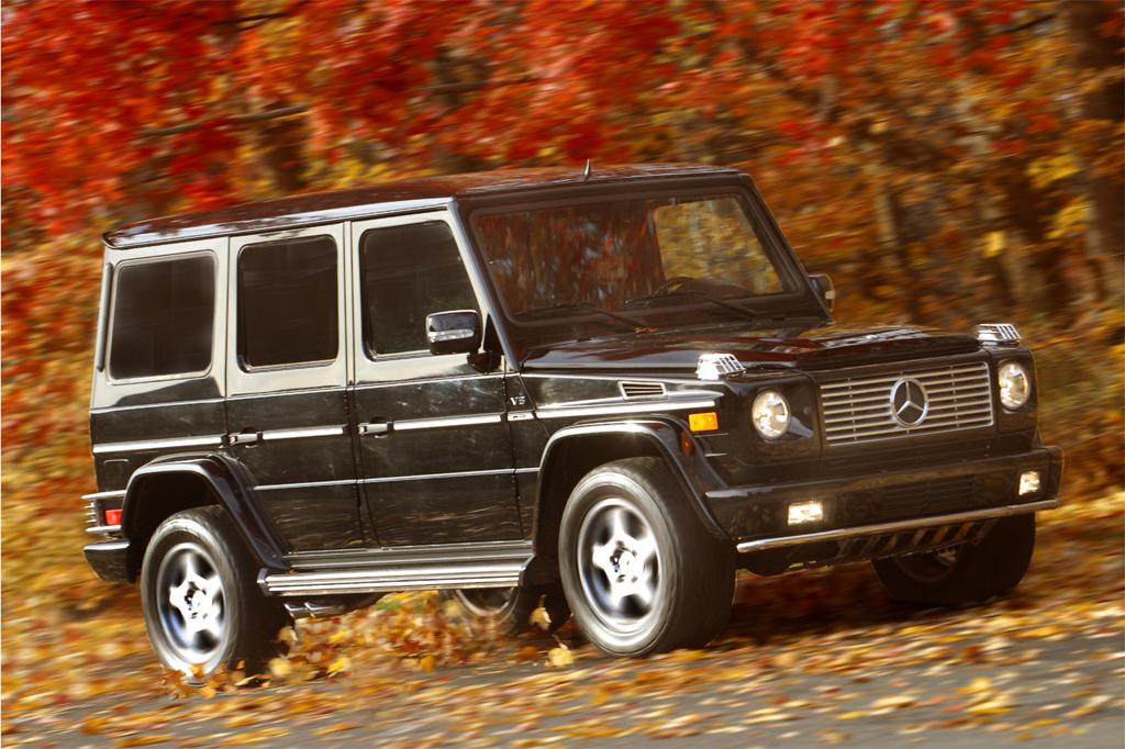 Mercedes-Benz G-klasse AMG I (W463) 1994 - 2008 SUV 5 door #6