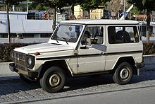 PUCH G-modell W461 1992 - 2000 SUV #2