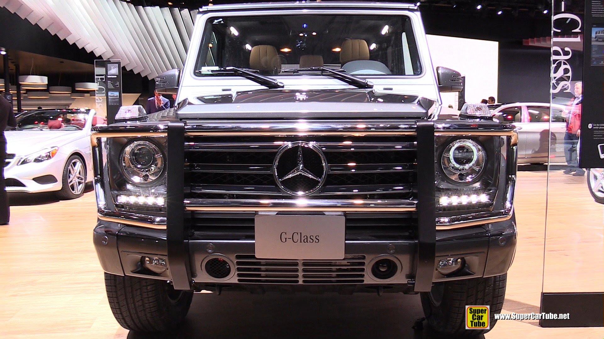 Mercedes-Benz G-klasse II (W463) Restyling 3 2012 - 2015 SUV #6